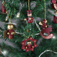 shabby chic christmas tree decorations ebay