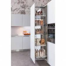 colonne coulissante cuisine colonne paniers rangement extractible accessoires de cuisine