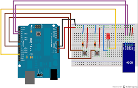 arduino and bluetooth hc 06 to the led with android device