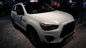 mitsubishi asx 2014 interior 2013 mitsubishi outlander sport limited edition exterior and