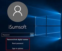 resetting windows password without disk how to unlock windows 10 pc when forgot administrator password