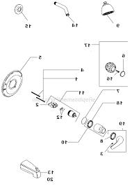 faucet handle replacement parts pegasus diverter kitchen catalog