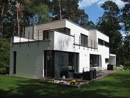 architektur bauhausstil häuser im bauhausstil design moderne mt massivhaus