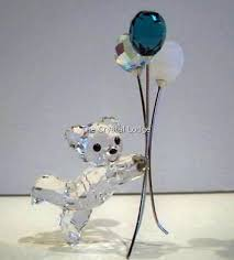 teddy bears in balloons swarovski swarovski kris balloons for you 1016622