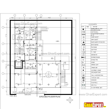 Vastu Floor Plans North Facing Sample Architectural Structure Plumbing And Electrical Drawings