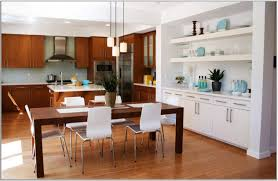 brownish kitchen floor tile designs for a perfect warm to