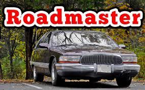 regular car reviews 1995 buick roadmaster sedan youtube