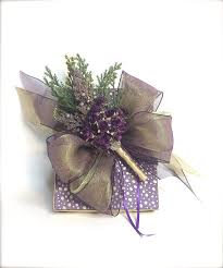 pre wrapped gift box purple gold forget me not gift box wrap boxes christmas gift jewelry
