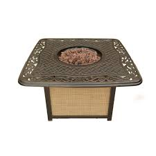 Fire Pit Amazon Com Cambridge Artisan1pcfp Artisan Cast Top Fire Pit