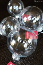 diy clear glass ornament wedding capsule viva veltoro