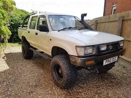 1980 toyota lifted trucks for sale gumtree