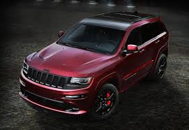 jeep eagle 2016 official 2016 jeep grand cherokee srt night