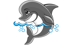 cartoon pictures of dolphins free download clip art free clip