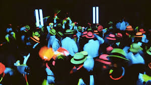 halloween lighting effects ideas black light party i so want a neon glow in the dark party one