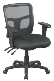White Mesh Desk Chair by 92343 30 Office Star Mesh Back Managers Office Chair Mesh