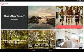 airbnb for android review