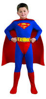 amazon com superman child u0027s costume toddler toys u0026 games