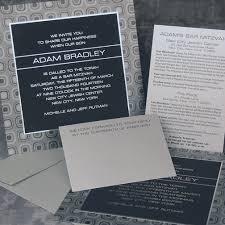 birchcraft bar mitzvah invitations initially yours llc bar bat mitzvah invitations