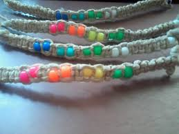make friendship bracelet beads images Friendship bead bracelet bracelets jewelry jpg