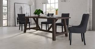 dining room trestle table dining set chelsea trestle table u0026 4x espen chairs online in