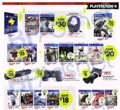 black friday 2017 playstation 4 gamestop black friday leaked catalog has deals on xbox one