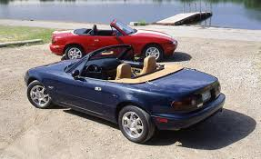 mazda specials 1994 mazda miata specials archived u2013 instrumented test u2013 car and