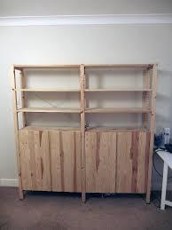 ivar ikea ikea ivar living room shelving cabinet in winchester hshire