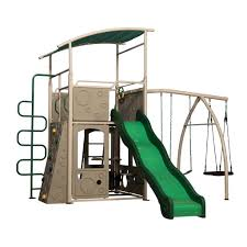 choosing the right swing set why metal playsets might just be what yo