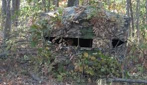 Ground Blinds For Deer Hunting The Ultimate Guide To Hunting From A Ground Blind Hunting