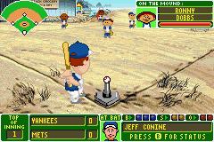 Backyard Baseball Download Mac Backyard Baseball U Venom Rom U003c Gba Roms Emuparadise