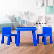 kids plastic table and chairs kids table chair play furniture set plastic fountain activity