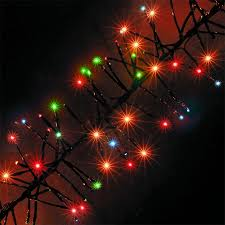 Led Cluster Lights Christmas Cluster Lights Outdoor Lights With Creative Display