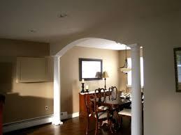 pillar designs for home interiors living room pillar in living room interior columns wraps modern