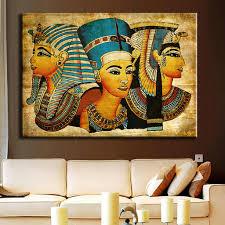 aliexpress com buy new arrival pharaoh of egypt unframed home