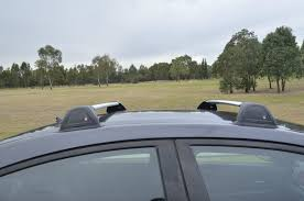 Roof Bars For Kia Sportage 2012 by Aerodynamic Roof Rack Cross Bar For Kia Pro Ceed Gt 14 16 Alloy