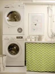 Modern Home Decor Small Spaces 10 Chic Laundry Room Decorating Ideas Hgtv