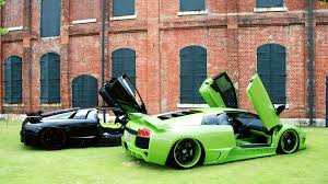 lamborghini green and black green and black best images of lamborghini in garden