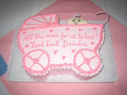 quote for baby daughter baby shower cakes for girls and here were the cakes how
