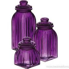 purple canisters for the kitchen purple bathroom accessories bathroom and purple kitchen