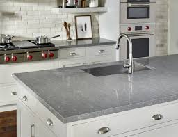 Clc Kitchens And Bathrooms New Engineered Countertops Fuse Beauty And Brawn For A No