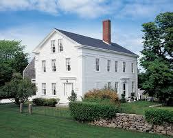 Greek Revival Home Plans by Greek Revival Farmhouse