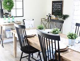 gather u0027round modern farmhouse dining