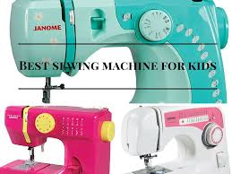 five of the best sewing machines for kids and tweens