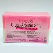 Gluta Soap gluta arbutin soap by brilliant skin preloved health