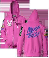 overwatch u0027 jinx hoodies how and when you can wear your favorite