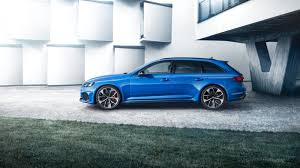 the new audi rs4 avant packs 450 horses which gallop for 12 4 kms