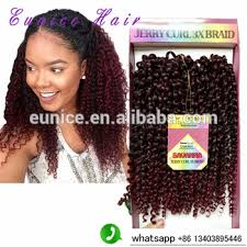 bohemian human braiding hair 10inch bohemian curl freetress braids synthetic curly crochet