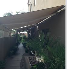 Extending Awnings Retractable Patio Awning