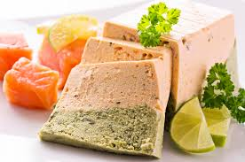 pat e cuisine pate made of salmon and spinach stock image image of cuisine food
