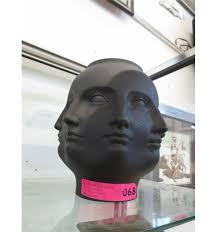 Vase Face Dora Maar Modern Perpetual Face Vase Planter